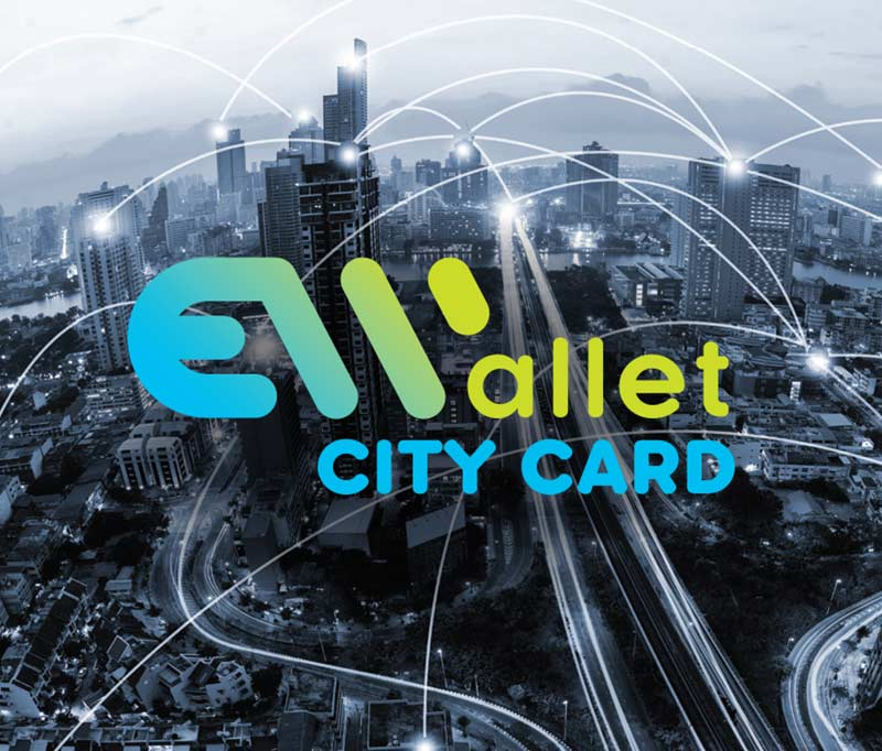 eWallet city card