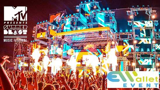 MTV Summerblast i ove godine uz eWallet Event